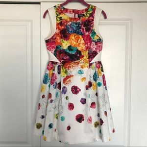 Prabal Gurung for Target Floral Dress